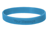 Customize your wristband